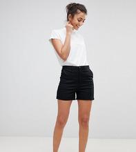 ASOS | Черные шорты чиносы ASOS DESIGN Tall - Черный | Clouty