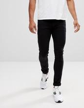 Religion | Черные джинсы скинни с заниженной талией Religion - Черный | Clouty