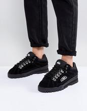FILA   Черные кроссовки Fila Trailblazer - Черный   Clouty