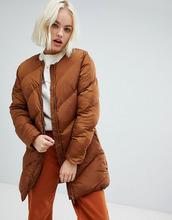 Blend She | Стеганое длинное пальто Blend She Faye - Зеленый | Clouty