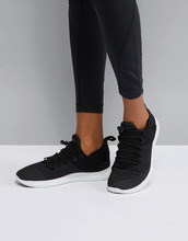 NIKE | Черные кроссовки Nike Running Free Run Commuter - Черный | Clouty