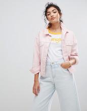 Wrangler | Джинсовая куртка Wrangler - Розовый | Clouty