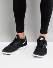 NIKE | Черные кроссовки Nike Running Flex 2017 898457-001 - Черный | Clouty