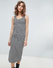 AllSaints | Трикотажное платье в полоску AllSaints - Мульти | Clouty