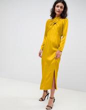 ASOS | Платье миди ASOS WHITE - Зеленый | Clouty