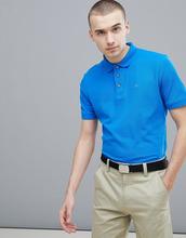 Calvin Klein | Синяя футболка-поло с логотипом Calvin Klein Golf c9161 - Синий | Clouty