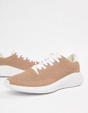 ASOS | Розовые кроссовки с белой подошвой ASOS DESIGN - Розовый | Clouty