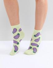 ASOS | Блестящие носки ASOS DESIGN - Мульти | Clouty