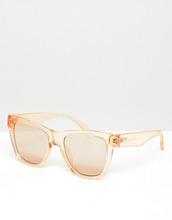 Le Specs | Светло-коричневые квадратные солнцезащитные очки Le Specs Escapade - Коричневый | Clouty