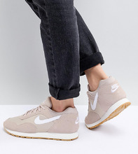 NIKE | Бежевые кроссовки Nike Outburst - Бежевый | Clouty