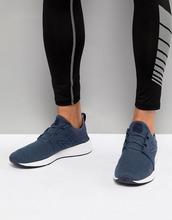 New Balance | Синие кроссовки для бега New Balance MCRUZHN - Синий | Clouty
