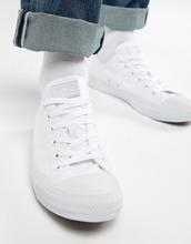 CONVERSE | Белые кеды Converse All Star ox 1u647 - Белый | Clouty