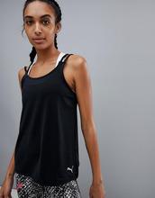 Puma | Черная спортивная майка Puma - Черный | Clouty