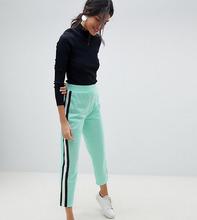 ASOS   Укороченные спортивные брюки ASOS TALL - Зеленый   Clouty