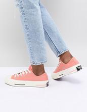 CONVERSE | Низкие розовые кроссовки Converse Chuck Taylor All Star '70 - Розовый | Clouty