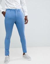 Selected Homme | Облегающие брюки Selected Homme - Синий | Clouty