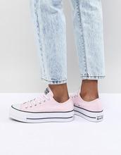 CONVERSE | Розовые кроссовки на платформе Converse Chuck Taylor All Star - Розовый | Clouty