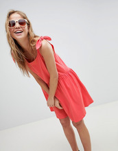 ASOS | Свободное платье ASOS DESIGN - Красный | Clouty