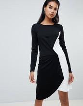 Y.A.S. | Асимметричное платье Y.A.S Tablocka - Черный | Clouty