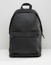 ASOS | Рюкзак из искусственной кожи ASOS DESIGN - Черный | Clouty