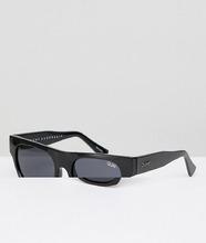 763ca0450121 Quay Australia   Черные квадратные солнцезащитные очки Quay Australia  festival collection sofia richie something extra -