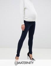 Bandia | Джинсы скинни для беременных со съемной вставкой для живота Bandia Mat | Clouty