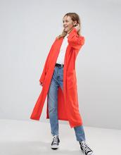 ASOS | Пальто ASOS - Оранжевый | Clouty