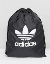 adidas Originals   Рюкзак на шнурке с логотипом-трилистником adidas Originals BK6726   Clouty