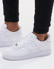 NIKE | Белые кроссовки Nike Air Force 1 '07 315122-111 - Белый | Clouty