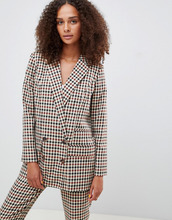 ASOS | Блейзер в клетку ASOS DESIGN Tailored - Мульти | Clouty