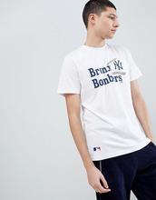 New Era | Белая футболка с логотипом New Era New York Yankees Bronx Bombers - Белый | Clouty