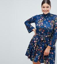 2f12caf74c9 Платья мини с принтом в интернете магазине. Доставка по всей России