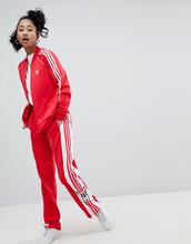 adidas Originals   Красные спортивные штаны с кнопками adidas Originals adicolor Adibreak   Clouty