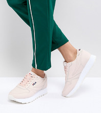 FILA | Розовые кроссовки Fila - Розовый | Clouty