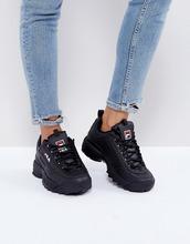 FILA | Черные кроссовки Fila Disruptor - Черный | Clouty