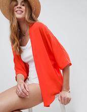 ASOS | Кимоно ASOS DESIGN - Оранжевый | Clouty