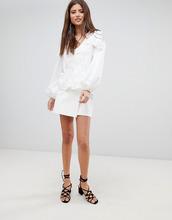 Fashion Union | Блузка с кисточками Fashion Union - Белый | Clouty