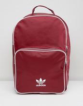 adidas Originals   Бордовый рюкзак adidas Originals adicolor CW0627 - Красный   Clouty