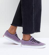 VANS | Фиолетовые кеды унисекс Vans Lampin - Фиолетовый | Clouty