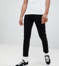ASOS | Черные укороченные супероблегающие джинсы ASOS DESIGN Tall - Черный | Clouty