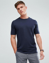 Selected Homme | Трикотажная футболка из органического хлопка Selected Homme | Clouty