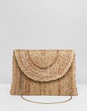 Pimkie | Соломенная сумка через плечо Pimkie - Рыжий | Clouty