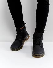 Dr. Martens | Ботинки с 5 парами люверсов Dr.Martens Rakim - Черный | Clouty