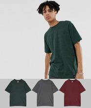 DICKIES | Комплект из 3 футболок Dickies - Мульти | Clouty