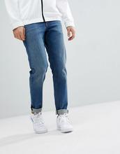ASOS | Узкие джинсы ASOS DESIGN - Синий | Clouty