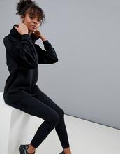 Puma | Oversize-худи черного цвета Puma - Черный | Clouty