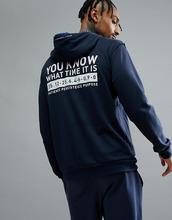adidas   Темно-синий худи adidas Basketball Dame CE7355 - Темно-синий   Clouty