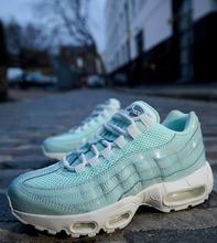 NIKE | Зеленые кроссовки Nike Air Max 95 Premium - Зеленый | Clouty
