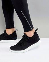 NIKE | Черные кроссовки Nike Running Free Run CMTR 2017 880841-003 - Черный | Clouty