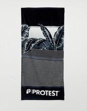 Protest | Черное полотенце Protest - Черный | Clouty